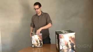 Unboxing Both Special Editions of The Last of Us