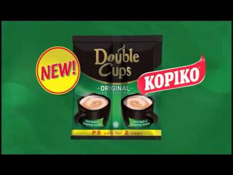 Double Cups By Kopiko Tv Commercial