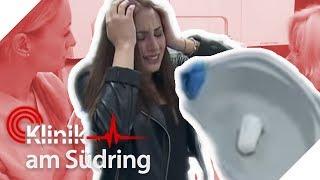 Vodka-Tampon drin: Jetzt ist Lena (18) total voll! | Klinik am Südring | SAT.1