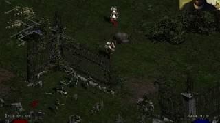 Diablo II - Barbarzyńca HC #2