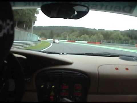 PORSCHE Boxster 986 GT-R ....ein bisschen SPA(SS) muss sein....