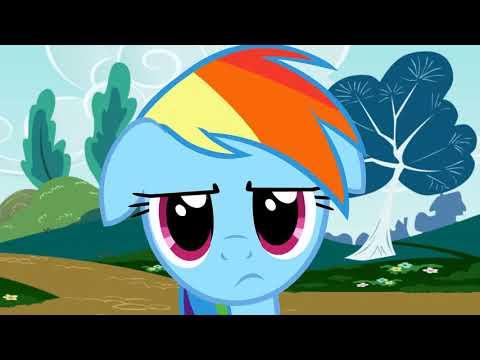 Rainbow Dash - Cute Moments