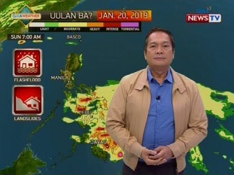Low Pressure Area, papasok ng PHL Area of Responsibility sa Biyernes