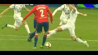 ЦСКА 3:2 Урал | Российская Премьер Лига 2015/16 | 12-й тур | Обзор матча