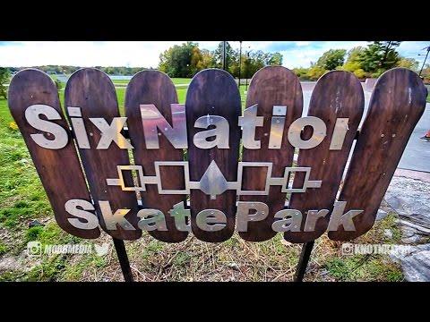 SIX NATIONS SKATEPARK