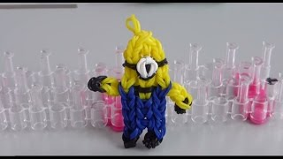Loom bands Minion Nederlands