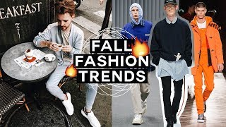 TREND CHAT: Fall 2017 Fashion Trends YOU MUST TRY! // Imdrewscott