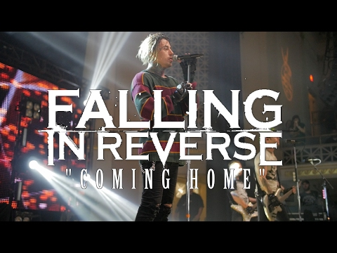 """Falling In Reverse - """"Coming Home"""" (Live) 