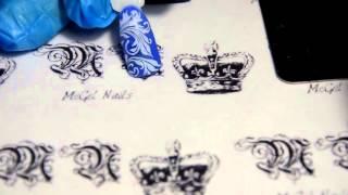 MeGel Nails | NAIL CRUST