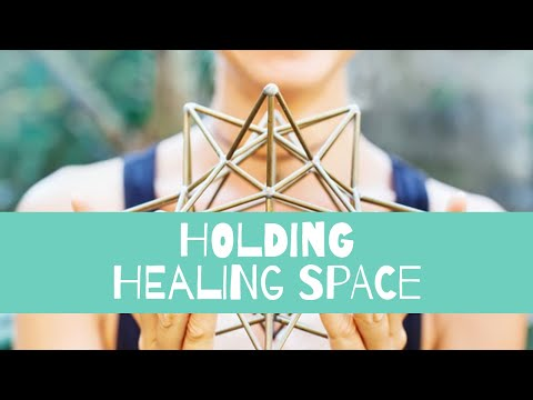 How to Start Your Healing Business, Take Action + Hold Healing Space