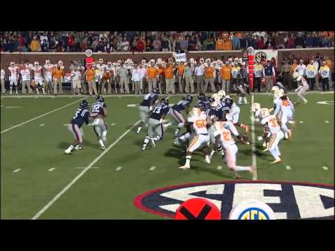 Ole Miss Football Highlights (mainly 2014)