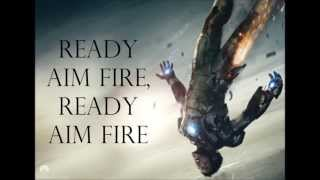 Repeat youtube video Ready, Aim, Fire - Imagine Dragons Lyrics