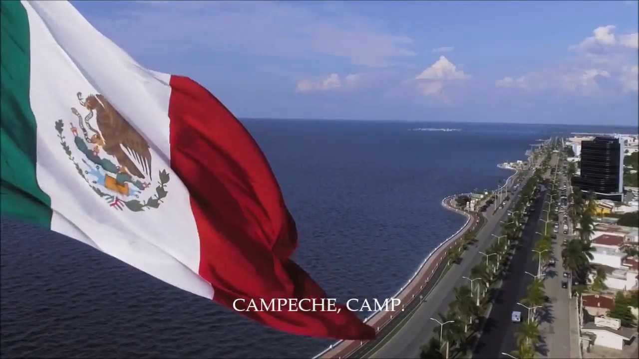 BANDERA DE MÉXICO HD