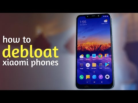 Pocophone F1 - How To De-bloat Xiaomi Phones Easily