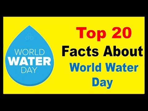 World Water Day 2017 - Unknown Facts