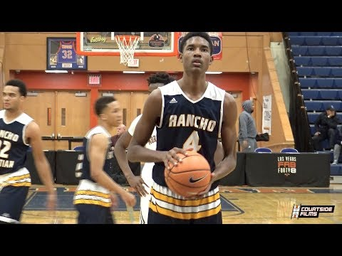 NBA Draft Room: Evan Mobley NBA Draft Scouting Report