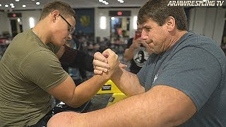 Arm wrestling at PAF Championship 2018