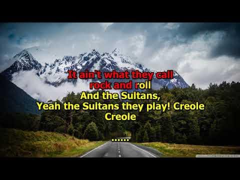 Sultans of Swing   Dire Straits Karaoke HD   YouTube