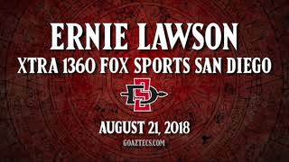 SDSU FOOTBALL: ERNIE LAWSON - FOX SPORTS SAN DIEGO