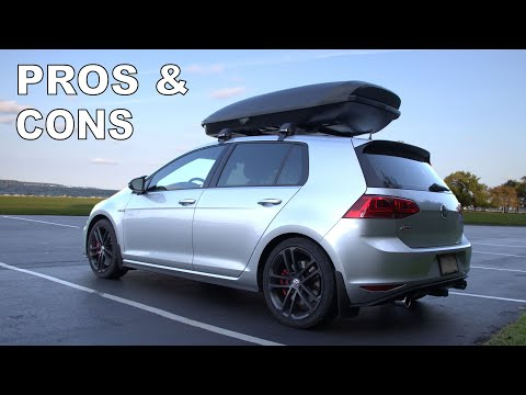 Rooftop Cargo Box Pros And Cons - GTI EP10C