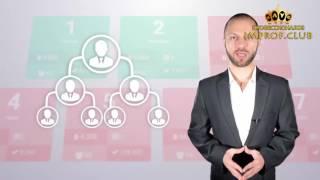 Видео 8 Партнерская программа RedeX