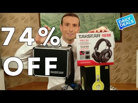 Best Headphones That Beat Beats Headphones ◄ Under $60 ► The Deal Guy