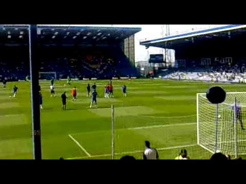 Portsmouth vs Rangers -  No Surrender to the I.R.A & Follow Follow