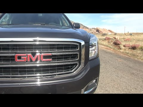 2015 Gmc Yukon Up Close And Personal Review Is It Worth 64k Video The Fast Lane Car