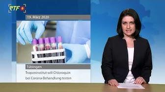 Tropeninstitut will Chloroquin bei Corona-Behandlung testen