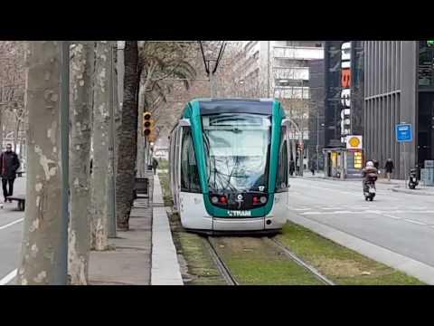 Barcelona TRAM
