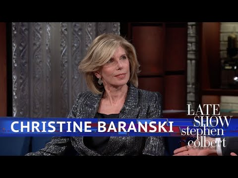 Christine Baranski Takes 'The Good Fight' To Broadway