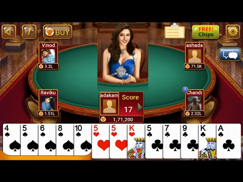 Rummy Online With Friends Multiplayer Games Youtube