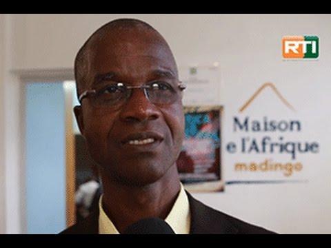 Alfred Dan Moussa s'exprime sur Africa Web Festival 2014