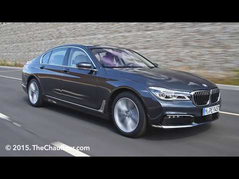 2015 New BMW 7-Series Detailed Images. 730d and 750Li from TheChauffeur.com.