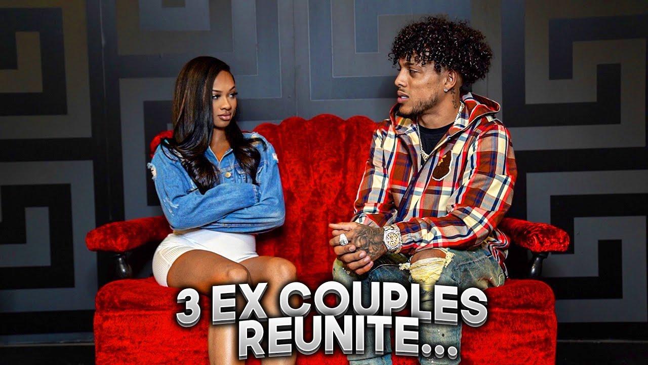 3 Ex Couples Reunite...