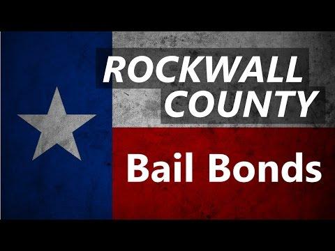Rockwall County Bail Bonds | #1 Bondsman in Rockwall, Texas