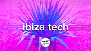 Ibiza Tech House Mix - January 2020