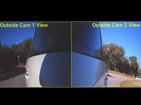 Watch Our EagleEye4: 3 Dash Cam Outside Cams Day Driving Video