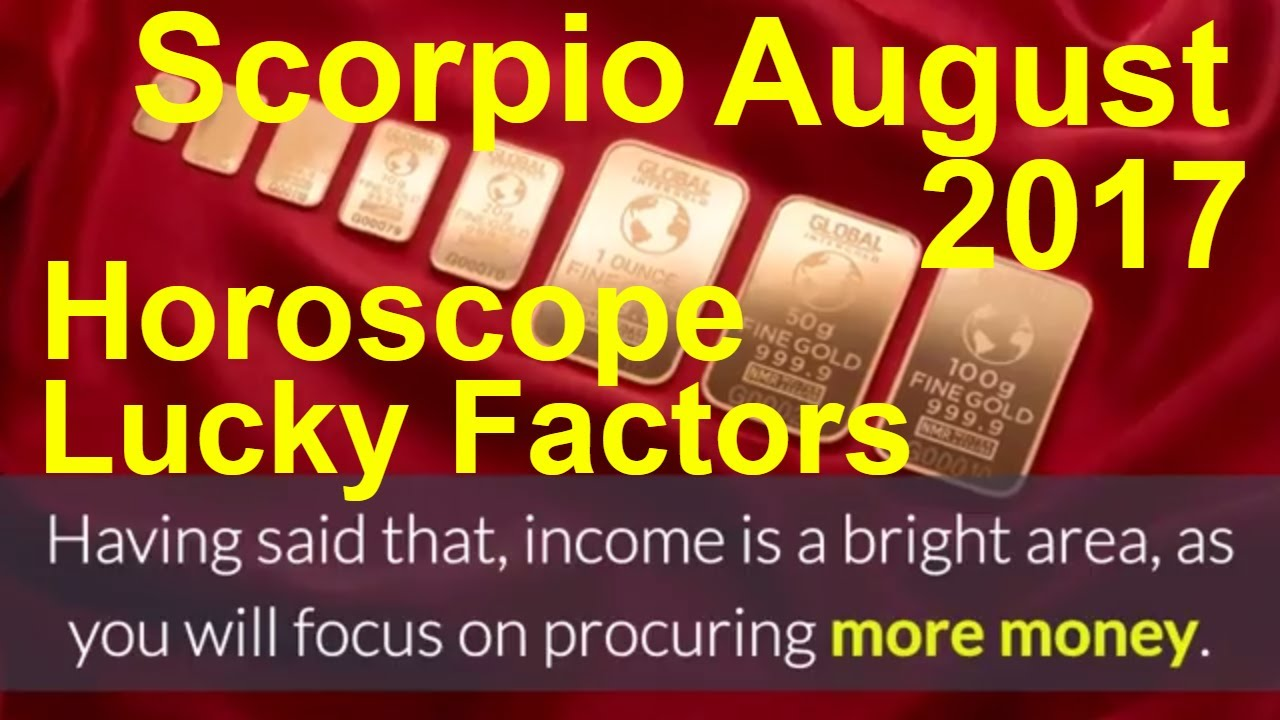 What are the numbers of Scorpio