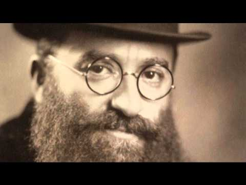 Cantor Yossele Rosenblatt - Kel Mole Rachamim