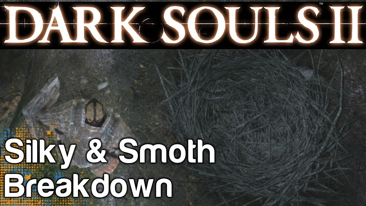 Silky Smooth Breakdown Stones And Bird Nest Dark Souls 2 Wikiguides