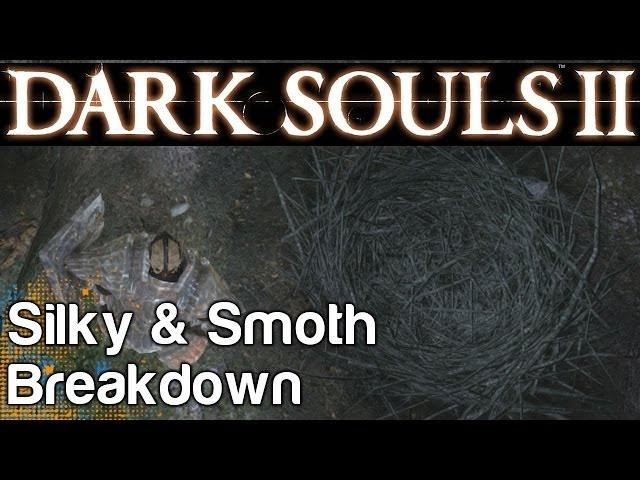 Silky Smooth Breakdown Stones And Bird Nest Dark Souls 2 Wikiguides