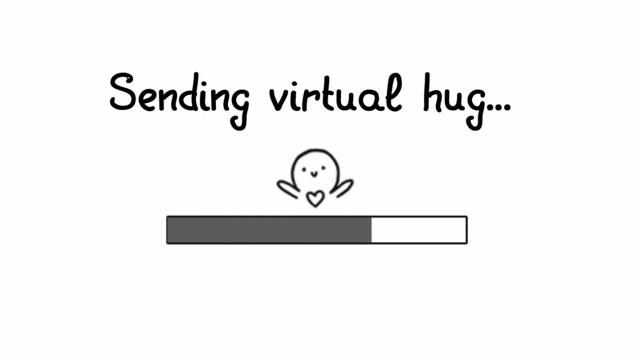 Virtual Hug - YouTube