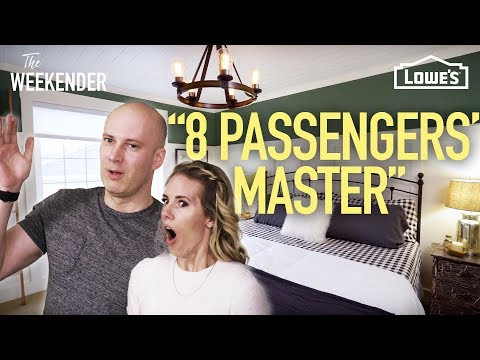 "The Weekender: ""8 Passengers' Master"" (Season 4, Episode 1)"