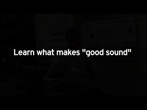 """KORG cortosia/Learn what makes """"good sound"""""""