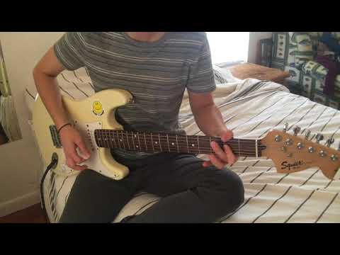 The Middle - Zedd, Maren Morris, Grey (Guitar Cover)