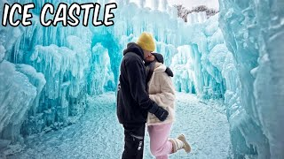 We Found a CITY of ICE and This Happened