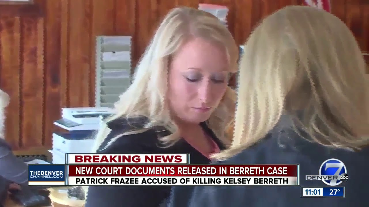 Affidavit details what happened in days leading up to, after Kelsey Berreth's ...
