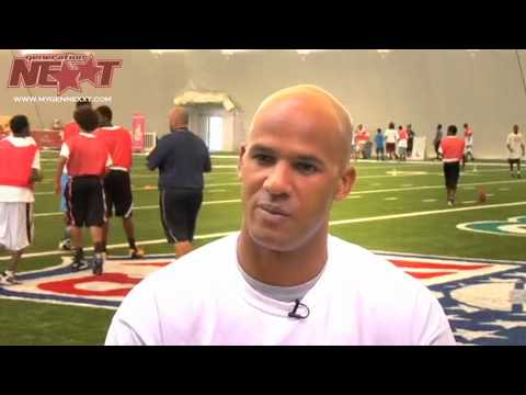 Jason Taylor - Reggie Bush Football Camp