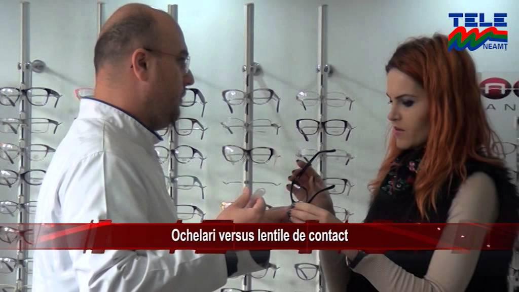 pantofi clasici nou ieftin informatii pentru Ochelari versus lentile de contact (Stirile Tele'M) - YouTube